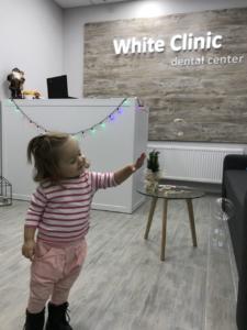 Детская стоматология WhiteClinic. Наши клиенты