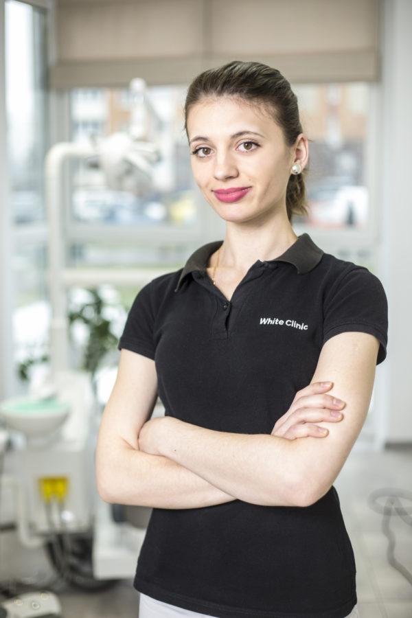 Прокопчук Марина Михайловна